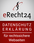 Prokunft GmbH - Siegel Datenschutzerklärung eRecht24