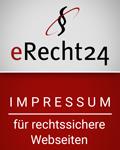 Prokunft GmbH - Siegel Impressum eRecht24